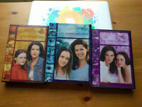 GILMORE GIRLS - ALL THE SEASONS