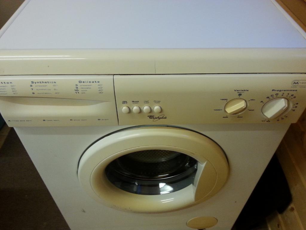 Washing machine Whirlpool AWM 1204/4 | in Woodford Green, London ...
