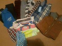 Boys clothing bundle 6-7 years