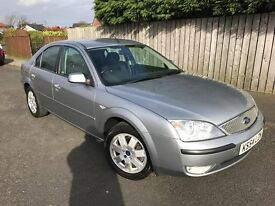 Ford Mondeo TDCI 130, 2005, 6 speed, Fantastic Condition, Low Miles