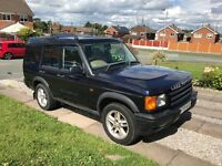 Landrover Discovery ES 2.5 TD5 - 12 month MOT