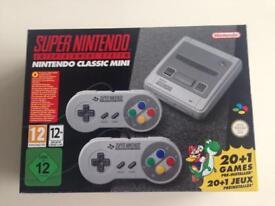 SNES Classic Super Nintendo Classic