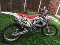 Crf 450 2010 not ktm yzf kxf yz kx Cr
