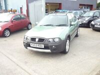 Rover Streetwise S TD 5dr (green) 2004