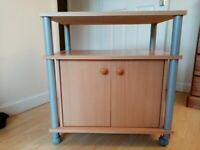 TV unit and cabinet - excellent condition