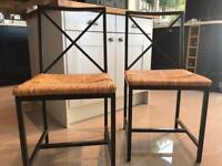 Ikea chairs x2
