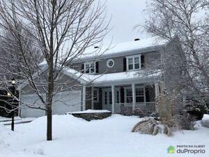 522 000$ - Maison 2 étages à vendre à Sherbrooke (Rock Forest)