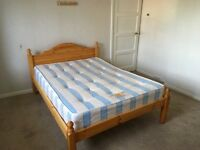 Double room in shared hours
