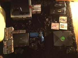 Huge Games Bundle- Sega Mega Drive, Mega CD, 32 X, Sega Saturn, Xbox, PlayStation 3