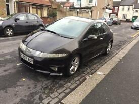 2007 HONDA CIVIC TYPE S 1.8 MANUAL