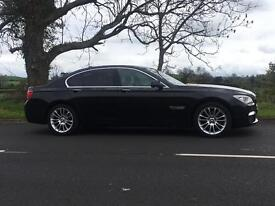 2010 BMW 730d M SPORT LOW MILES IMMACULATE