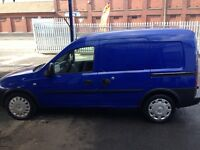 Vauxhall combo 1.3 diesel two months MOT to security lock still drive like a new