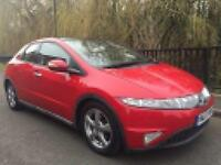 HONDA CIVIC ES 1-CDTI 2.2 TURBO DIESEL 6 SPEED FULL MOT FULL SERVICE HISTORY FIRST TO SEE WILL BUY