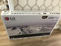 "LG 49UJ630V 49"" 4K Ultra HD HDR Smart LED TV with Freeview HD RRP £729"
