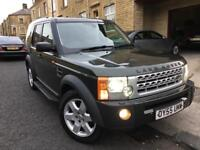 LANDROVER DISCOVERY 3 2.7 TDV6 HSE AUTO TOP SPEC BARGAIN!!