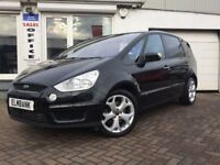 2008 58 Ford S-MAX 2.2TDCi 175ps Titanium~LOW MILES WITH FSH~OCT 18 MOT