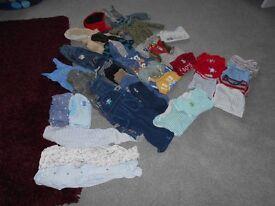 Boys 6-9 months bundle
