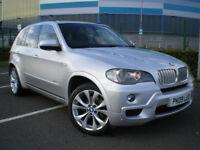 BMW X5 3.0 35D M SPORT xDRIVE 7 SEATER * FULL MOT * Full SERVICE HISTORY * 6 Months WARRANTY