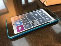 Microsoft Lumia 640 LTE on EE