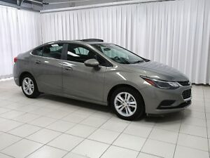 2018 Chevrolet Cruze DEAL! DEAL! DEAL! LT TURBO SEDAN w/ BACKUP