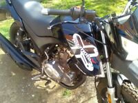 Lexmoto assault spares or repair