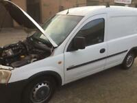 VAUXHALL COMBO 1.7 DTI IMMACULATE