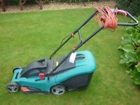Bosch Rotak 34 (2 no)/ Qualcast 340./Concorde 320 not working for sale.