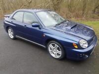 Subaru Impreza wrx turbo swap