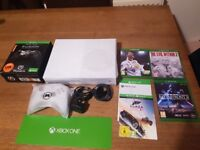 XBOX ONE console 1TB for sale with extras newer been used - brand new