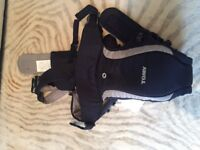 Tomy Baby carrier - used onc, as new