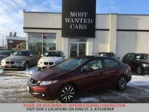 2014 Honda Civic Sedan Touring | NAVIGATION | CAMERA | LEATHER