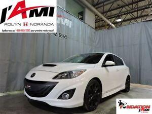 2012 Mazda Mazdaspeed3 CUIR MAGS