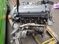 Vauxhall Vector engine