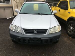 1999 Honda CR-V ONE OWNER !! NO ACCIDENTS !!! EX