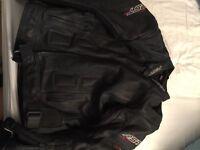 RST Slice leather jacket