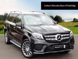 Mercedes-Benz Gls GLS 350 D 4MATIC DESIGNO LINE (black) 2017-06-22
