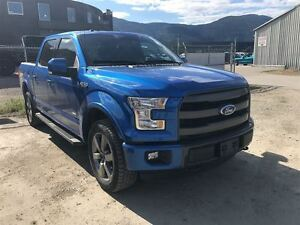 2015 Ford F-150 Lariat Super Crew  Bluetooth & Navigation