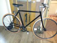 Mens bike, singlespeed bike ,single speed bike