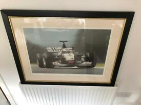 Mercedes Benz f1 picture