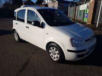 2010 Fiat Panda 1.2 Eco £30 year tax, Full Years MOT, Warranty, Service History