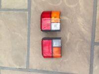 vw t4 rear lights (depo)