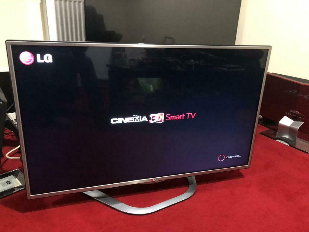 50 inches LG smart tv with Remote in perfect condition | in Royston,  Glasgow | Gumtree