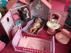Baby born / baby Annabelle bundle