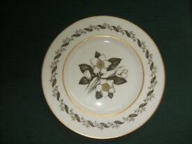 Royal Worcester Bernina dinner plate excellent condition