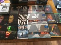 Collection of Star Trek DVDs