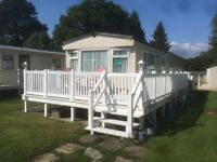 Static caravan for sale at Hoburne Bashley in the New Forest, South Coast, Hampshire