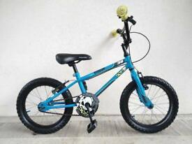 "(2260) 16"" APOLLO ACE 38 BOYS GIRLS KIDS CHILD BIKE BICYCLE; Age: 5-7, Height: 105-120 cm"