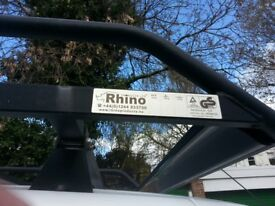Rhino roof rack.