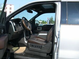 2009 Ford F-150 Platinum | Leather | Sunroof | Navigation | Edmonton Edmonton Area image 9