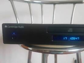 Cambridge audio compact disk player